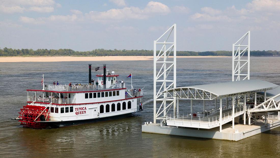 Tunica River Park - SWA Group