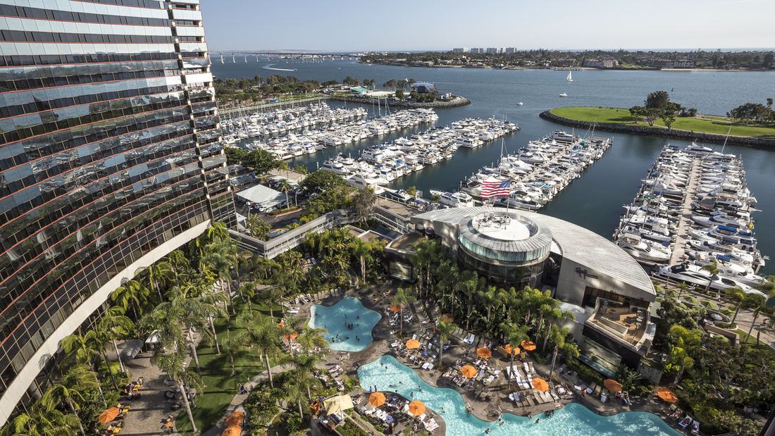 San Diego Embarcadero - SWA Group
