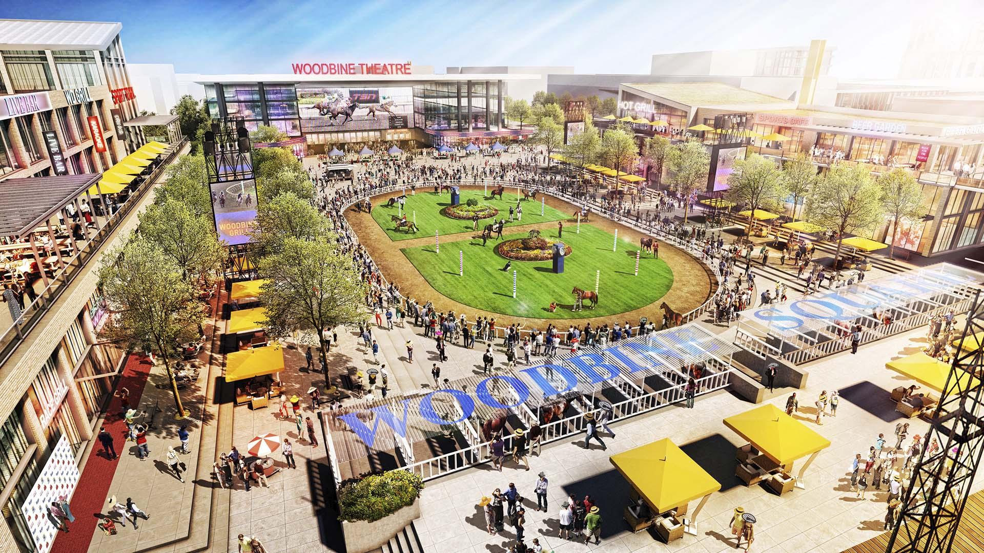 Woodbine Racetrack Upcoming Events